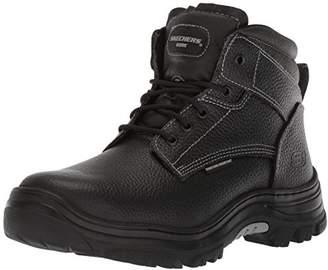 Skechers for Work Men's Burgin-Tarlac Industrial Boot