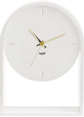 Kartell Air Du Temps Clock - Matt White