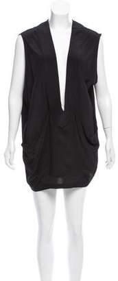 Graham & Spencer Silk Mini Dress w/ Tags