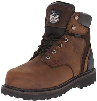 "Georgia Boot Men's Brookville 6"" Meel Toe Work"