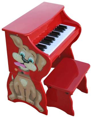 Schoenhut 25-Key Dog Piano Pal