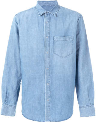 Ermanno Scervino chambray casual shirt