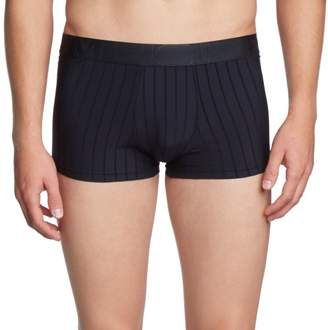 Hom Men's Temptation For Him Boxer Brief Plain Trunk