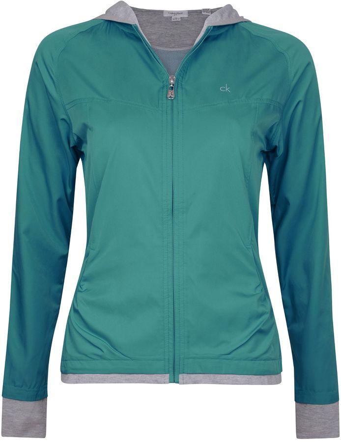 Calvin Klein Golf Hooded Soft Shell Jacket