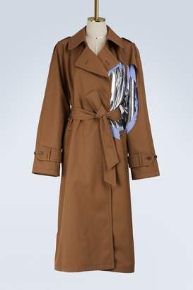 Maison Margiela Deconstructed trench coat