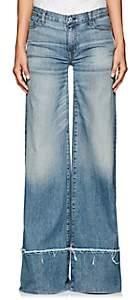 Nili Lotan Women's Savina Wide-Leg Jeans - Venice Wash