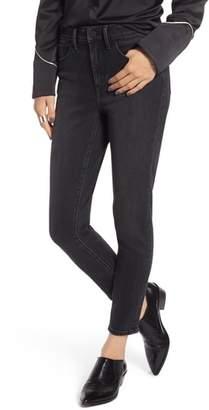 Treasure & Bond Charity High Waist Crop Skinny Jeans
