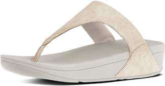 FitFlop Shimmy Suede Toe-Thongs