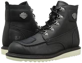 Harley-Davidson Hagerman Men's Lace-up Boots