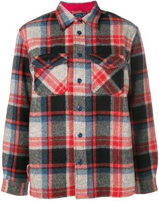 Polo Ralph Lauren checked flannel jacket