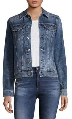 AG Jeans Mya Relaxed Denim Jacket