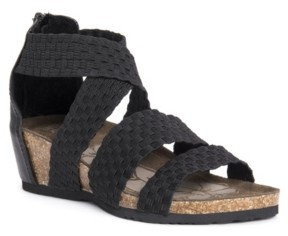 Muk Luks Women's Elle Wedge Sandals Women's Shoes