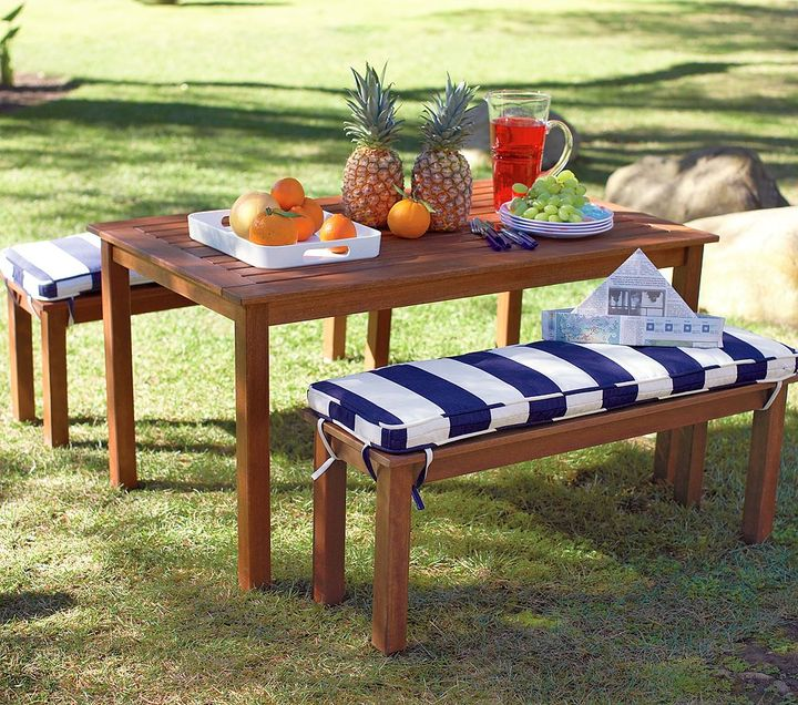 Pottery Barn Kids Table And Umbrella: Fun Kitchen Accessories For Kids This Fall