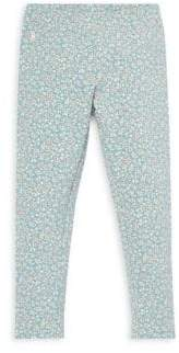Ralph Lauren Girl's Floral Leggings