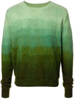 The Elder Statesman Redwoods sweater