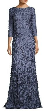 Theia Petal Gown $1,295 thestylecure.com