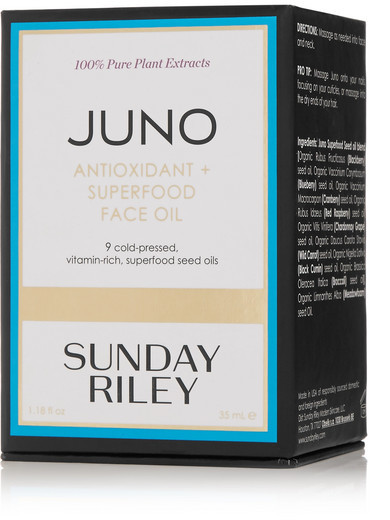 Sunday Riley - Juno Hydroactive Cellular Face Oil, 30ml - one size 3
