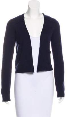 Calypso Open-Front Cropped Cardigan