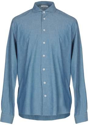 Gran Sasso Denim shirts