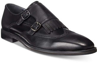 Bar III Men's Clint Double Monk Loafers, Only at Macy's $109.99 thestylecure.com
