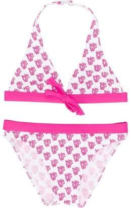 Elizabeth Hurley Kids printed bikini