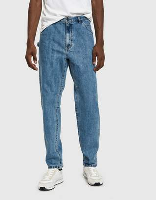 A.P.C. Job Denim Pant in Washed Indigo