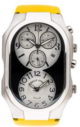 Philip Stein Teslar Signature Chronograph Watch