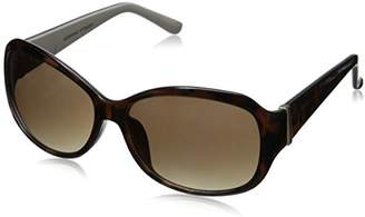 Adrienne Vittadini Women's AV1025 Square Sunglasses