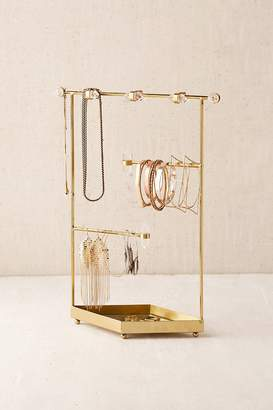 Urban Outfitters Crystal Jewelry Organizer
