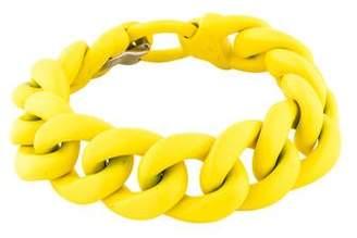 Celine Curb Chain Bracelet