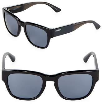 Puma Women's 51MM Square Sunglasses