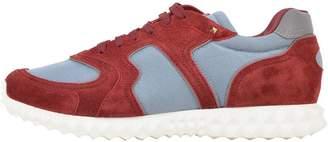 Valentino Two-coloured Hive Sneaker