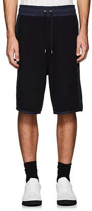 Public School Men's Kofi Colorblocked Cotton Shorts