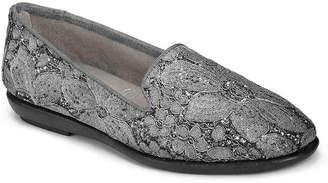 610a1d8fb881 Silver Metallic Women's Loafer - ShopStyle