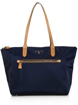 MICHAEL Michael Kors Kelsey Top Zip Large Nylon Tote