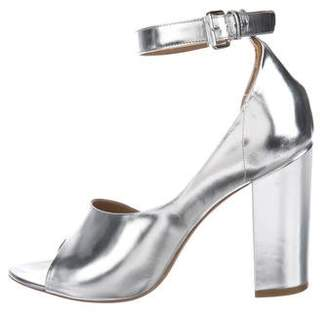 3.1 Phillip Lim Metallic Leather Sandals