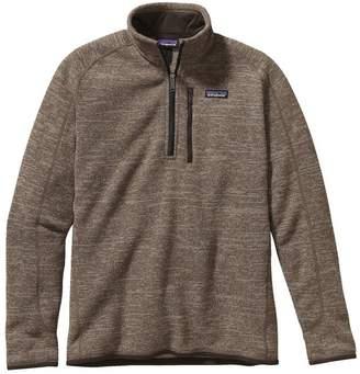 Patagonia Men's Better Sweater® 1/4-Zip Fleece