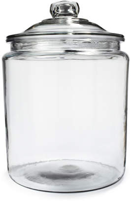 Anchor Hocking Anchor Acquisition Glass Heritage Jar
