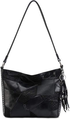 The Sak Indio Small Leather Shoulder Bag