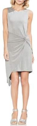 Vince Camuto Twist Front Faux Wrap Dress