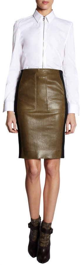 Balenciaga Pencil Skirt