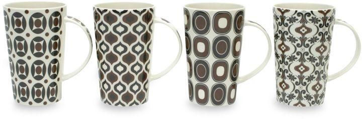 Maxwell & WilliamsTM Marrakesh 13 oz. Mugs (Set of 4)