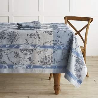 Williams-Sonoma Williams Sonoma Jacobean Jacquard Tablecloth
