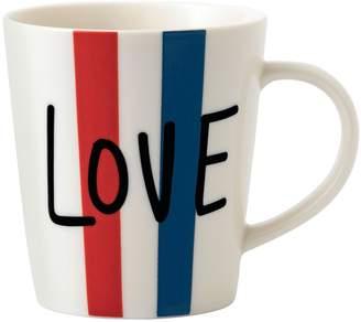 ED Ellen Degeneres by Royal Doulton ED Love Porcelain Mug