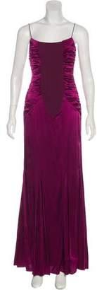 Nicole Miller Silk Evening Dress
