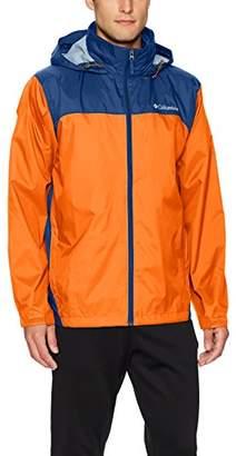 Columbia Men's Glennaker Lake Big and Tall Printed Rain Jacket