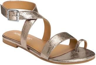 Aerosoles Strappy Flat Thong Sandals- Shortener