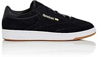 6e94a51cf274 Reebok Women s BNY Sole Series  Women s Club C 85 Suede Sneakers - Black