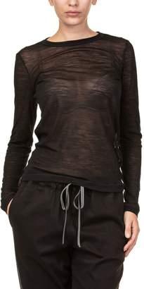 Semi-Couture Semicouture SEMICOUTURE T-shirt Tuck