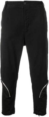 Lost & Found Rooms loose cropped trousers